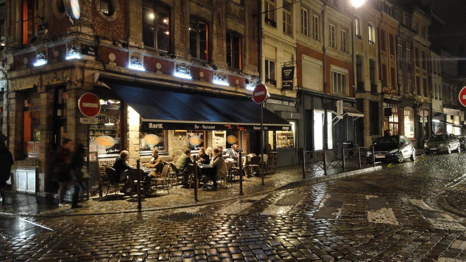 Lille - Rue Basse