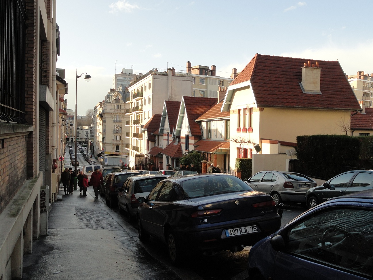 Maisons Alsaciennes - Rue Daviel