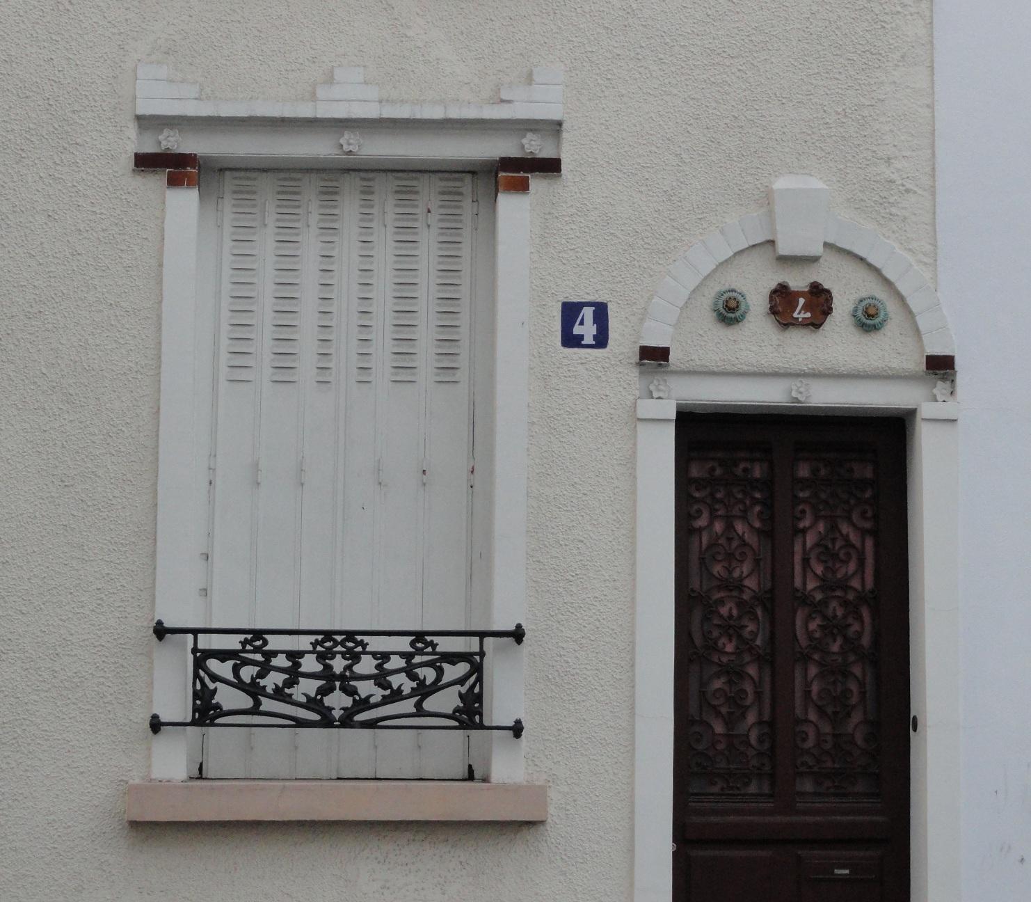 Rue Henri Pape - Maison n°4