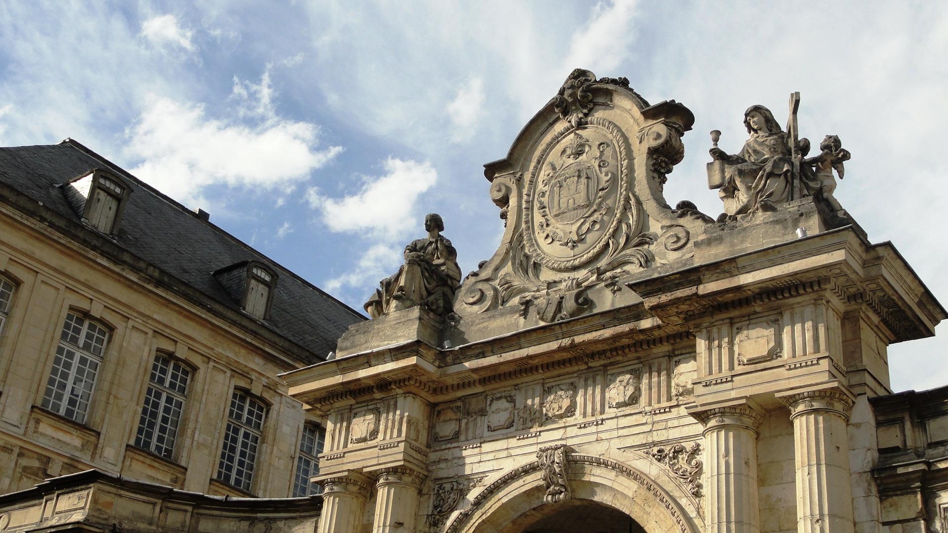 Arras - Le Palais Saint Vaast