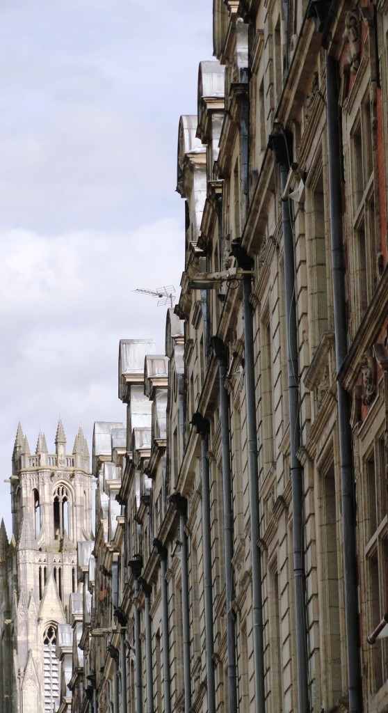 Arras - Place des Héros