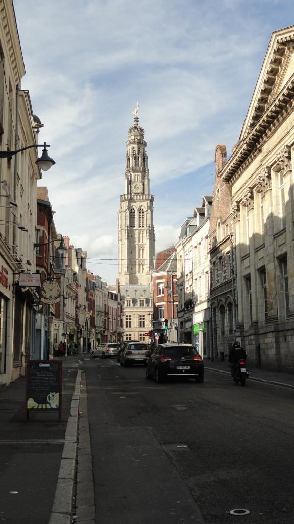 Arras - Le Beffroi
