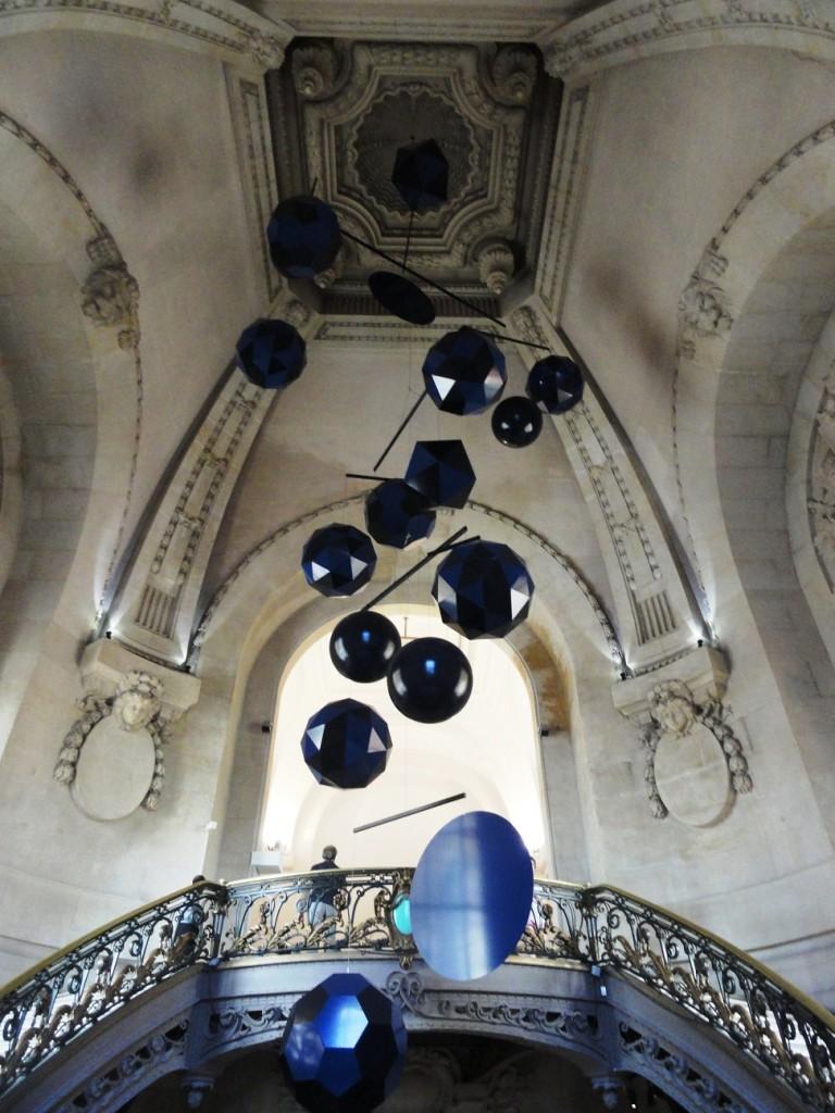 Exposition DYNAMO au Grand Palais - Veilhan