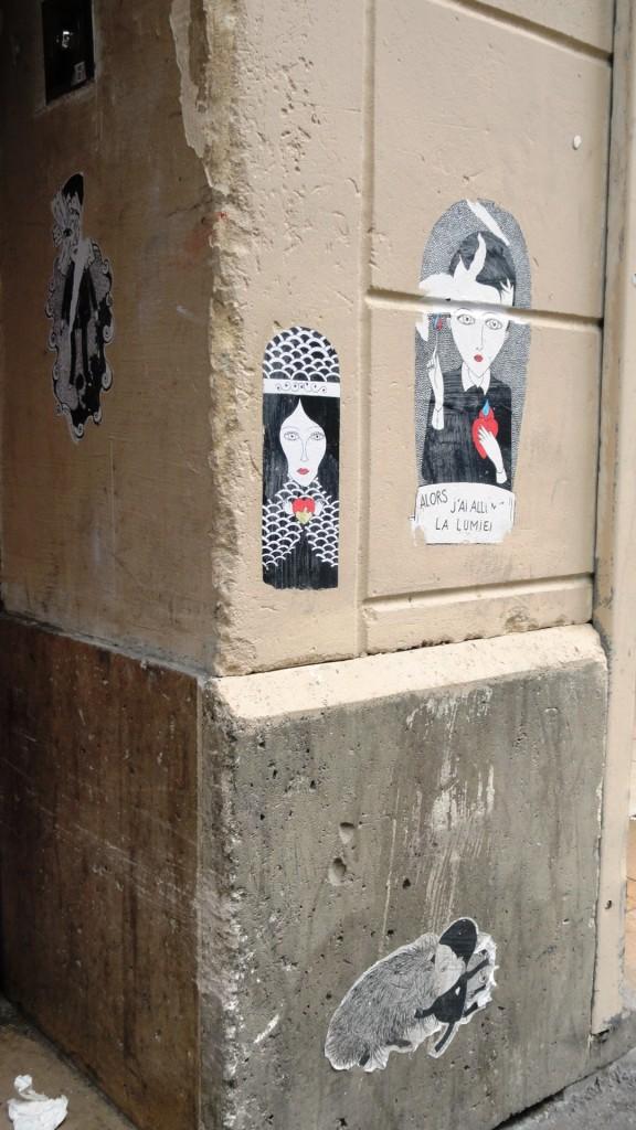 Rue de Belleville - Fred Le Chevalier