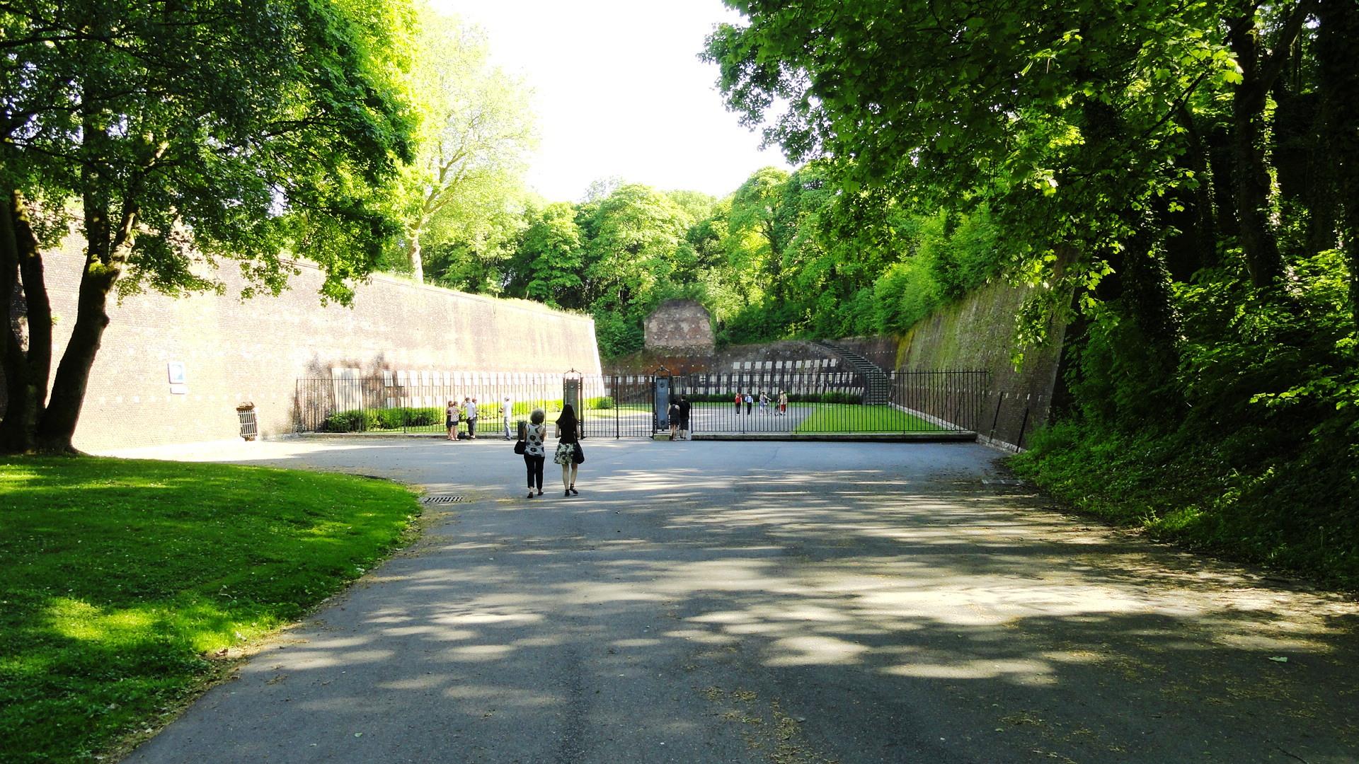 Arras - Le Mémorial du Mur des Fusillés