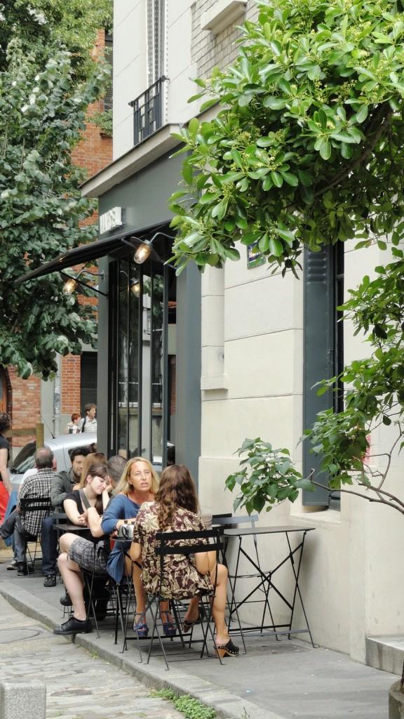 Montmartre - Café Marcel