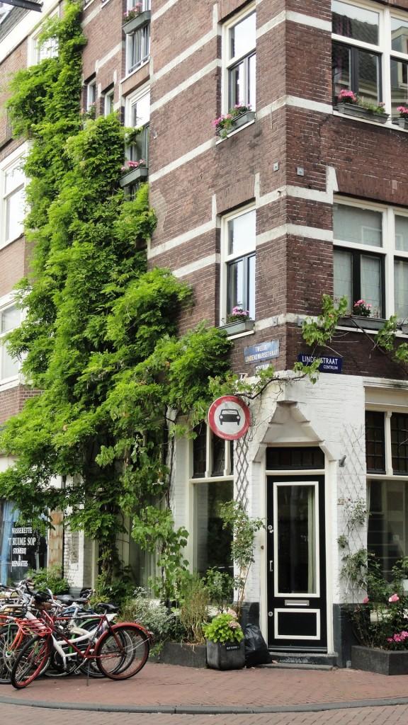 Amsterdam - Le Jordan
