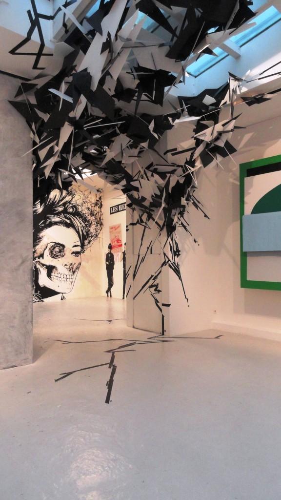 Etat des Lieux 2013 - Galerie du jour, Agnès b. - Monsieur Qui et WAYLA