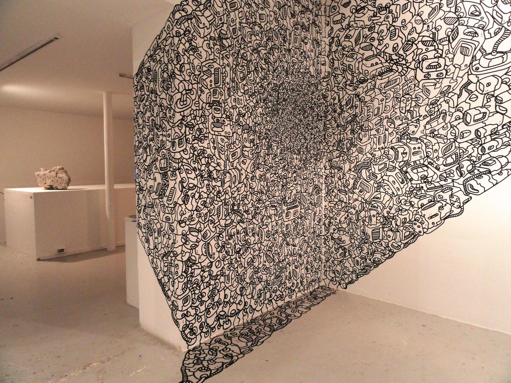 Etat des Lieux 2013 - Galerie du jour, Agnès b. - MODULEDEZEER