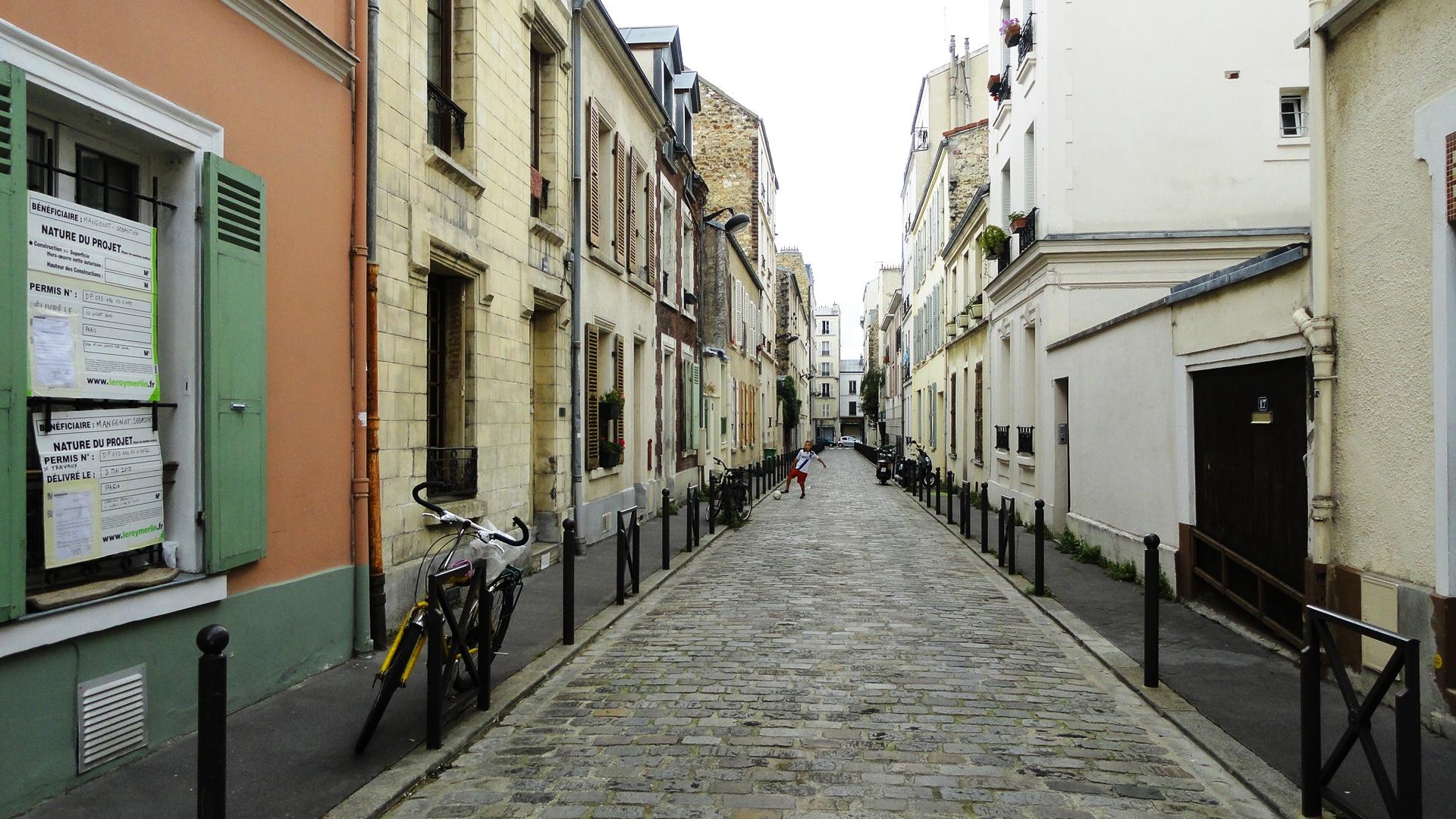 Villa Duthy, Paris 14e
