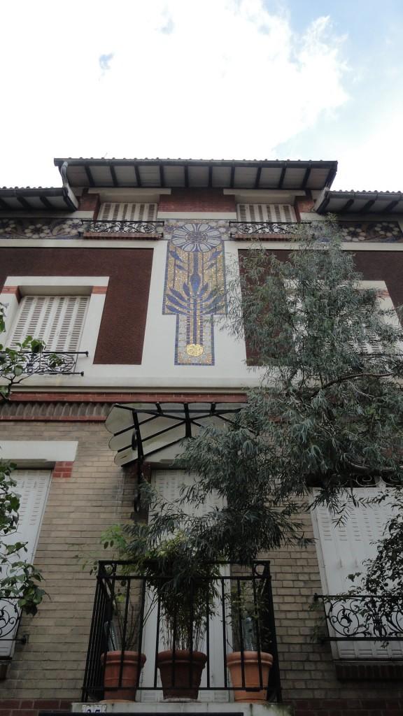 Rue du Square Montsouris, Paris 14e - Maison