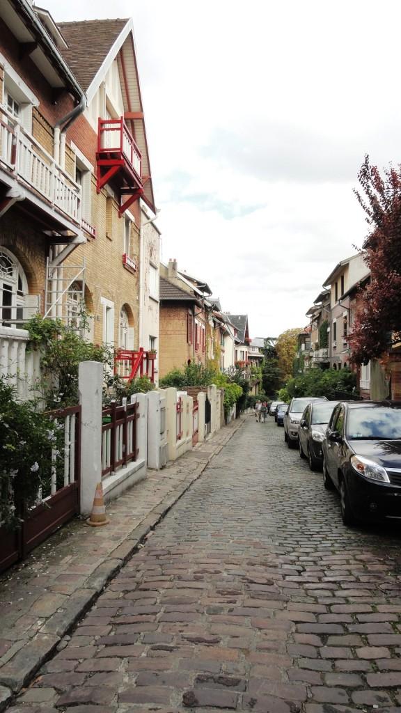 Rue du Square Montsouris, Paris 14e