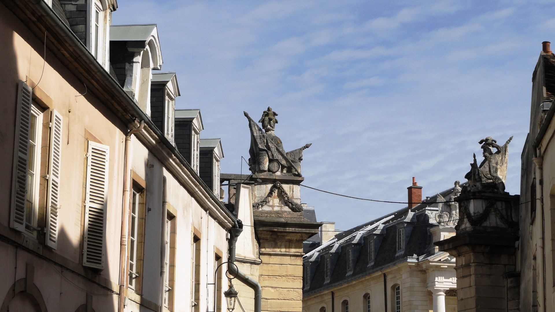 Dijon - Rue Vauban