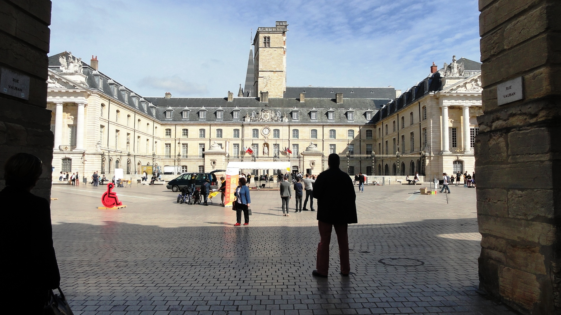 Dijon - Place de la Liberation