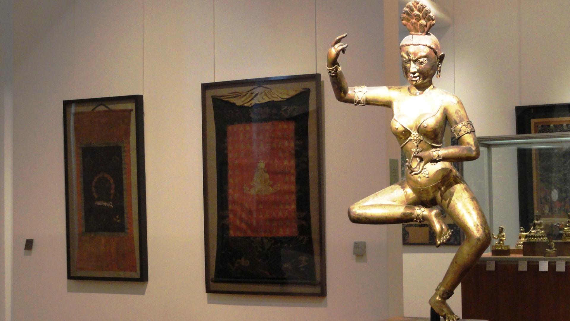 Musée Guimet - Tibet