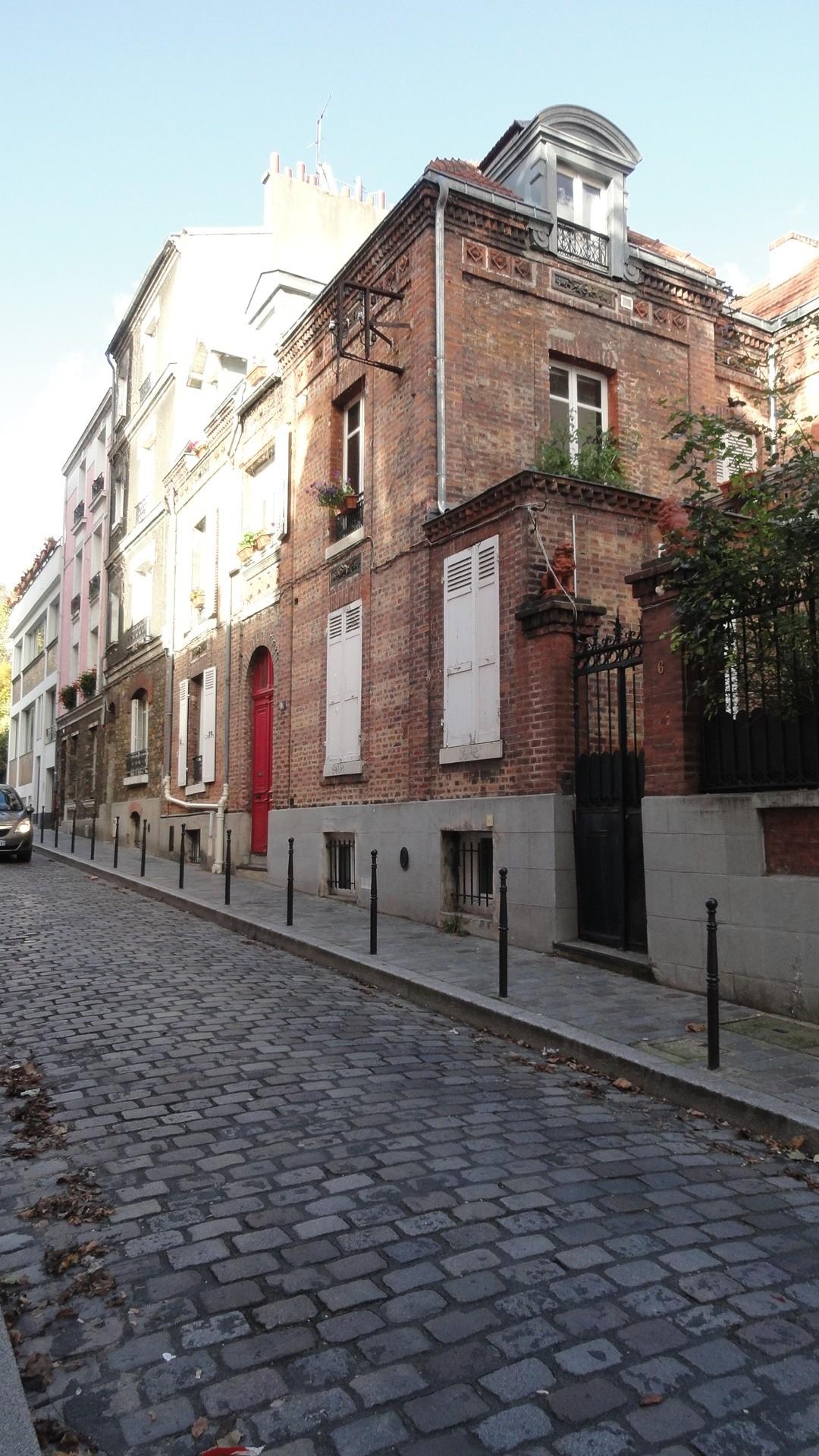 Rue de Lesseps, Paris 20e