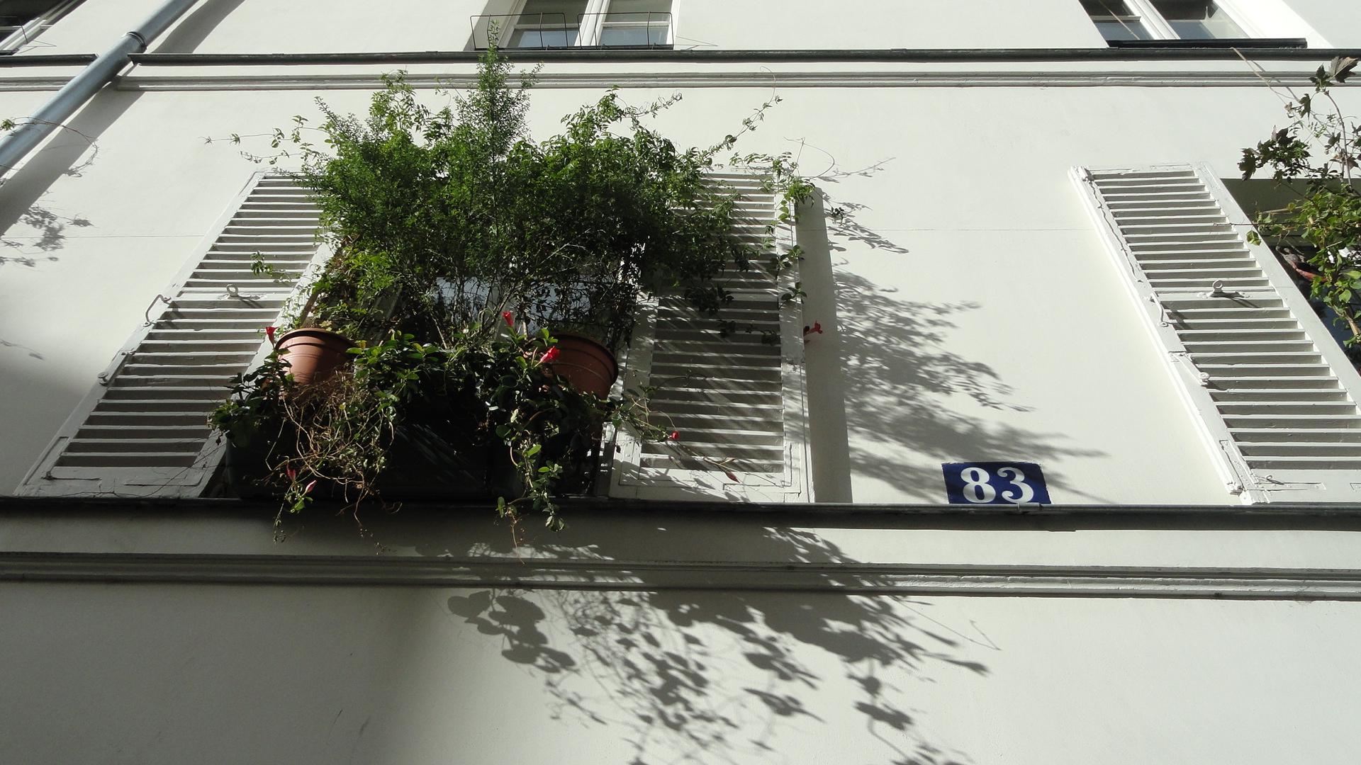 83 rue de Bagnolet