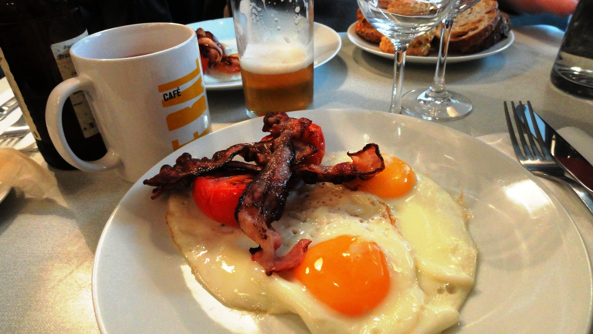 Le BAL Café - Brunch