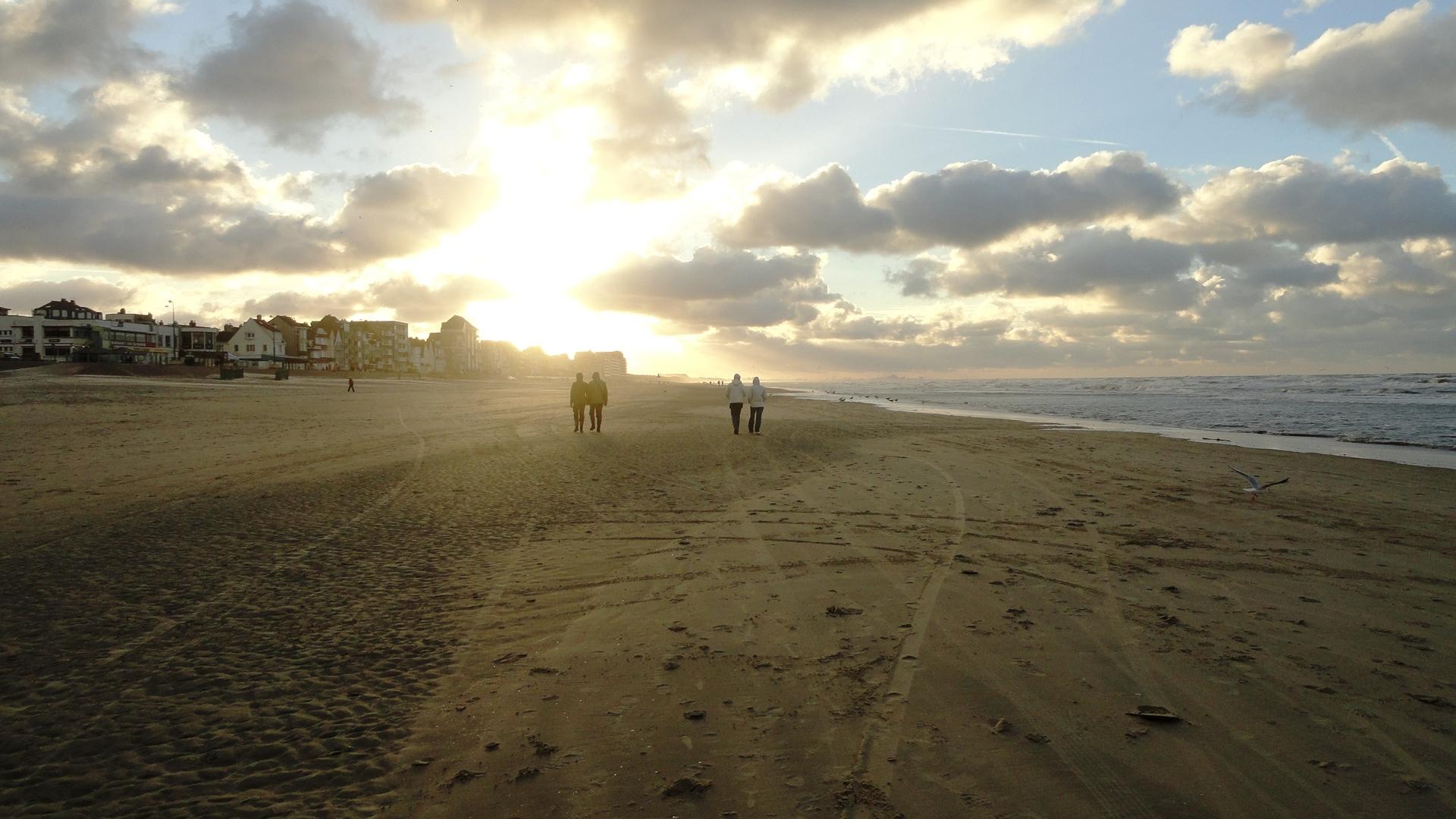 Plage de Bray-Dunes