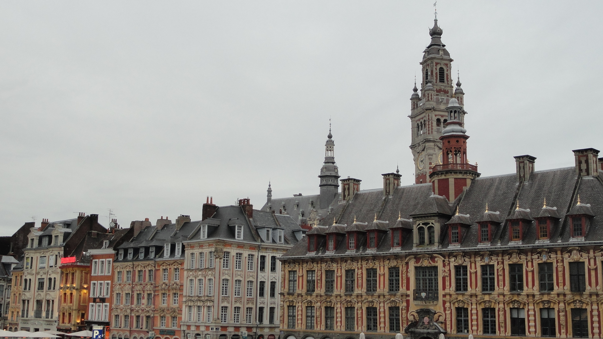 Lille - Grand' Place