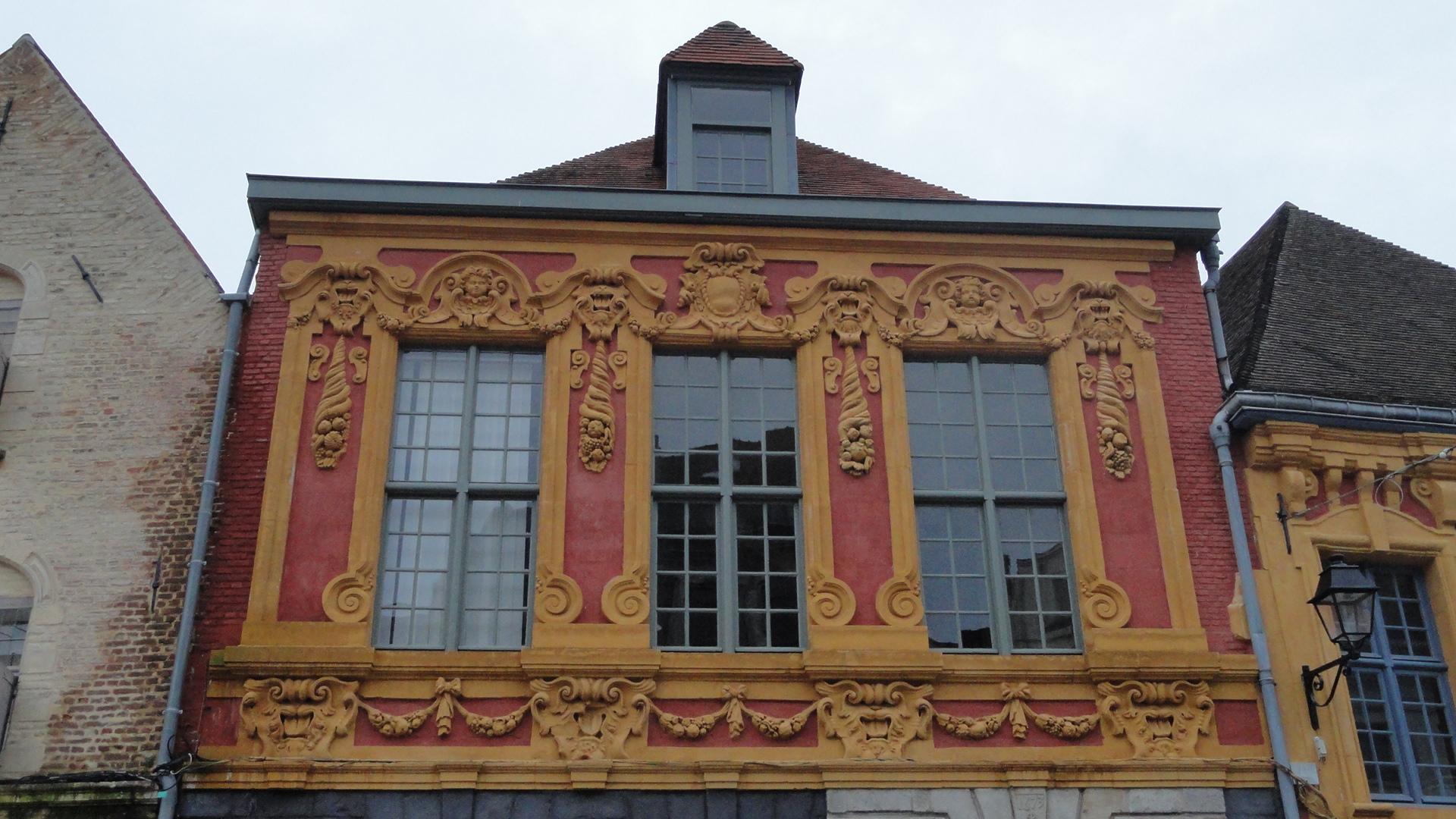 Vieux Lille - Façades