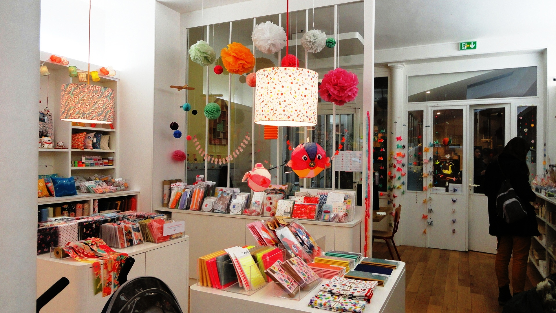 Boutique Adeline Klam - Paris 11e