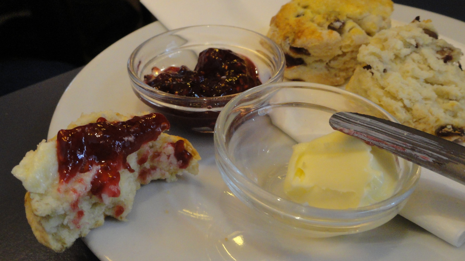 Ten Belles, Paris 10e- Scones