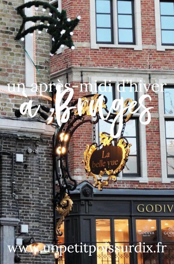 Un après-midi à Bruges