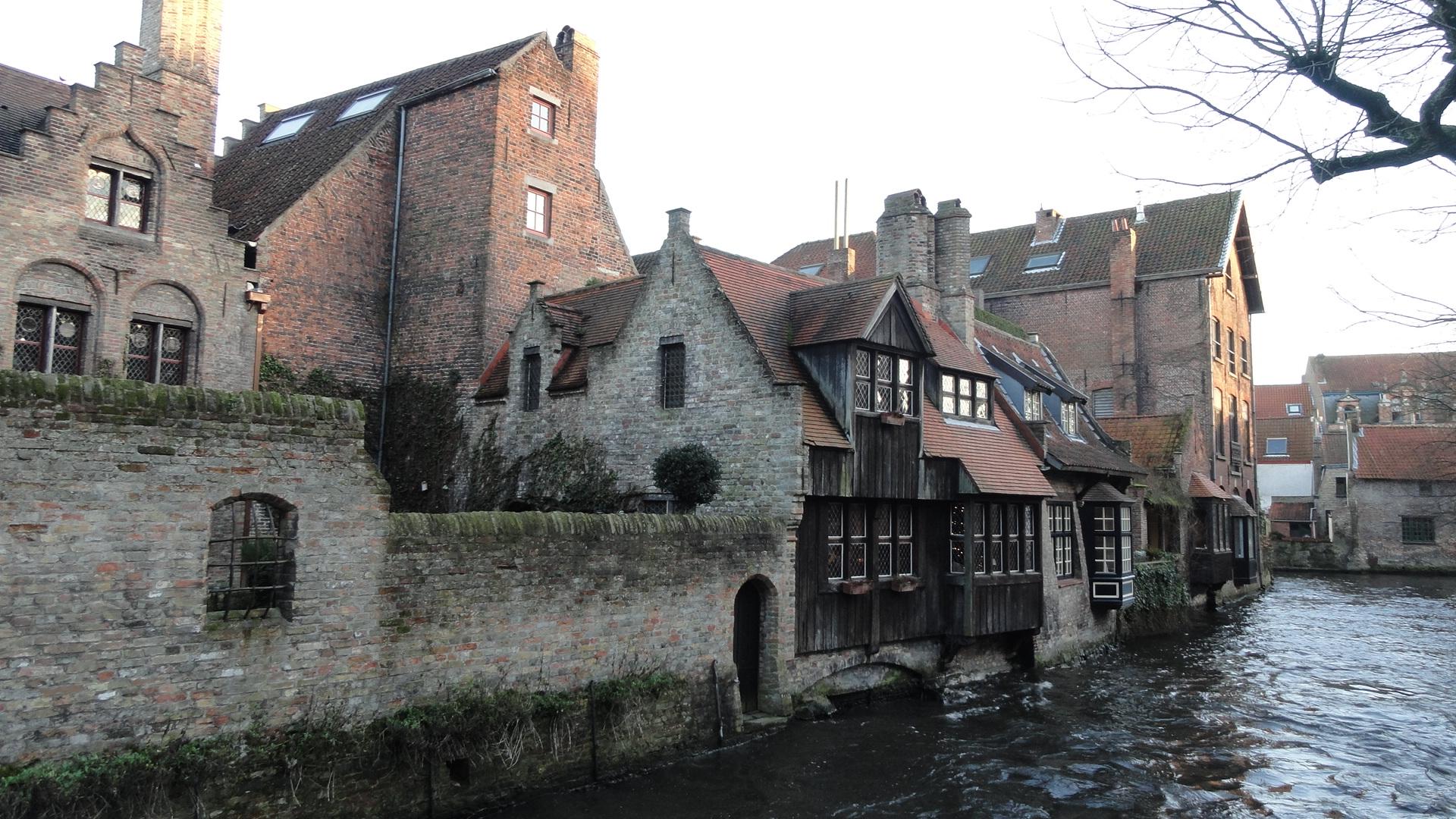Bruges - Canaux