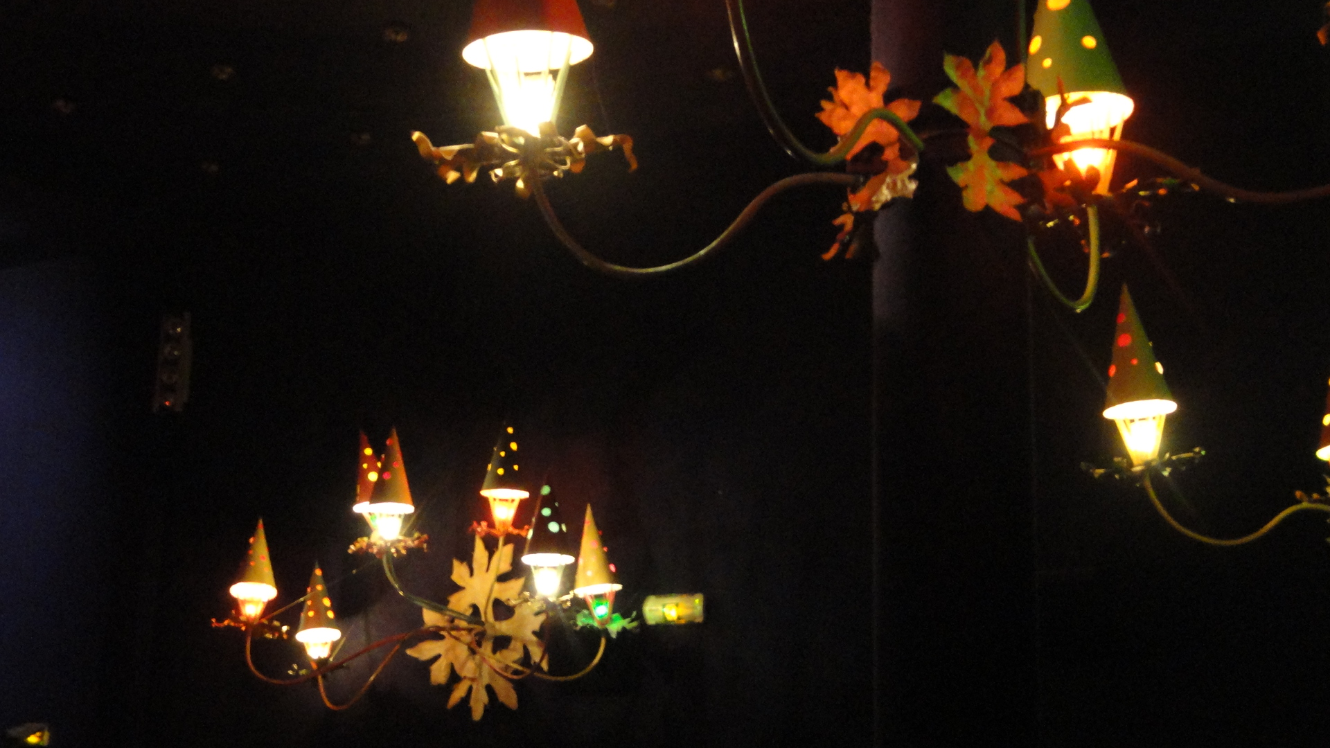 Studio 28 - Luminaires de Cocteau