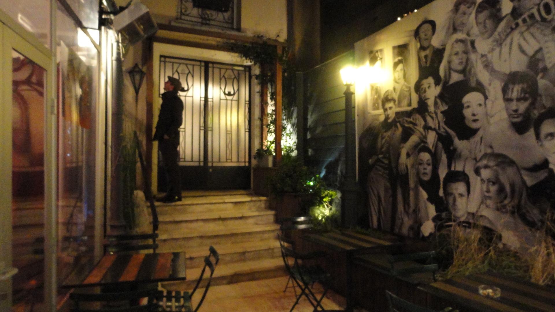 Studio 28 - Terrasse