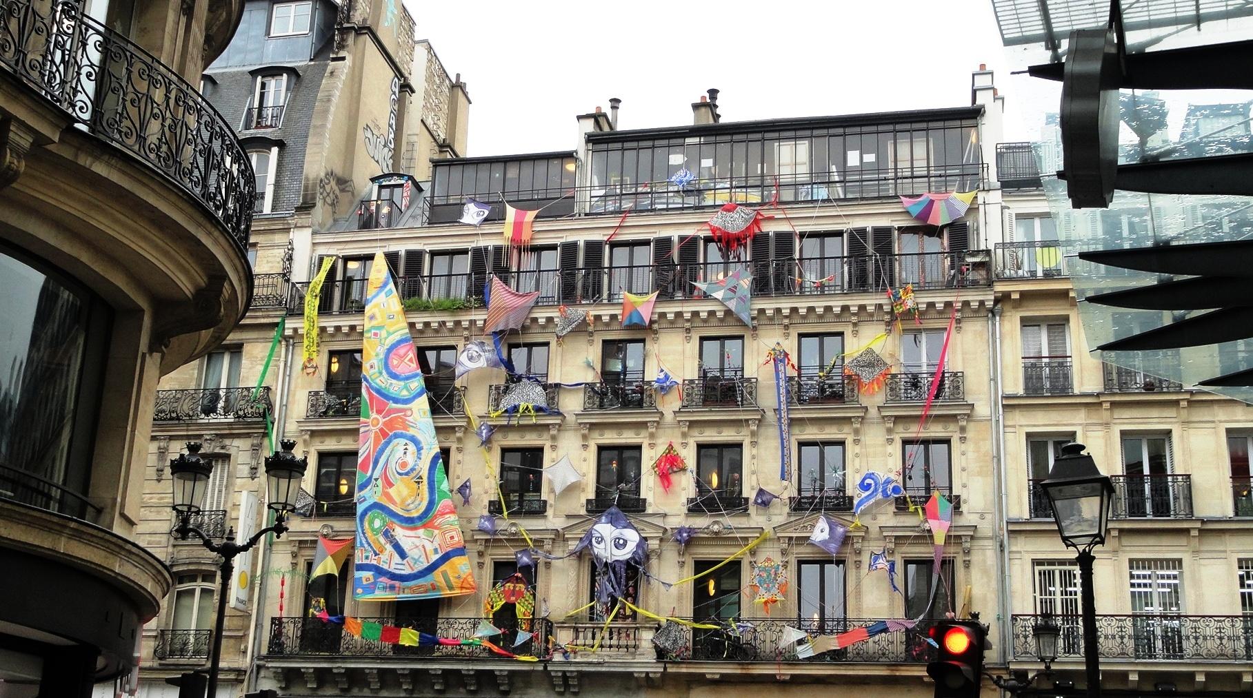 59 rue de Rivoli, Paris 1er - Façade