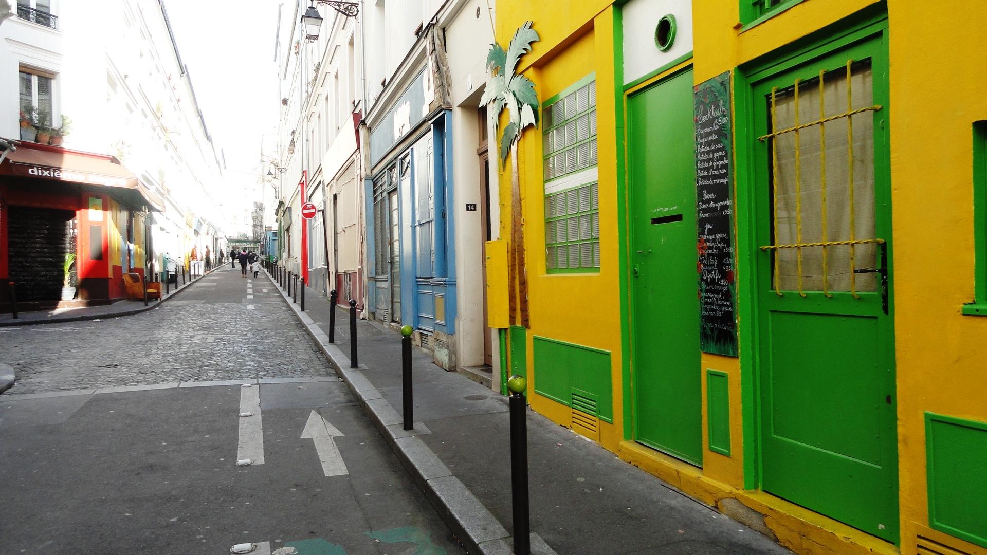 Rue Sainte-Marthe - Paris 10e
