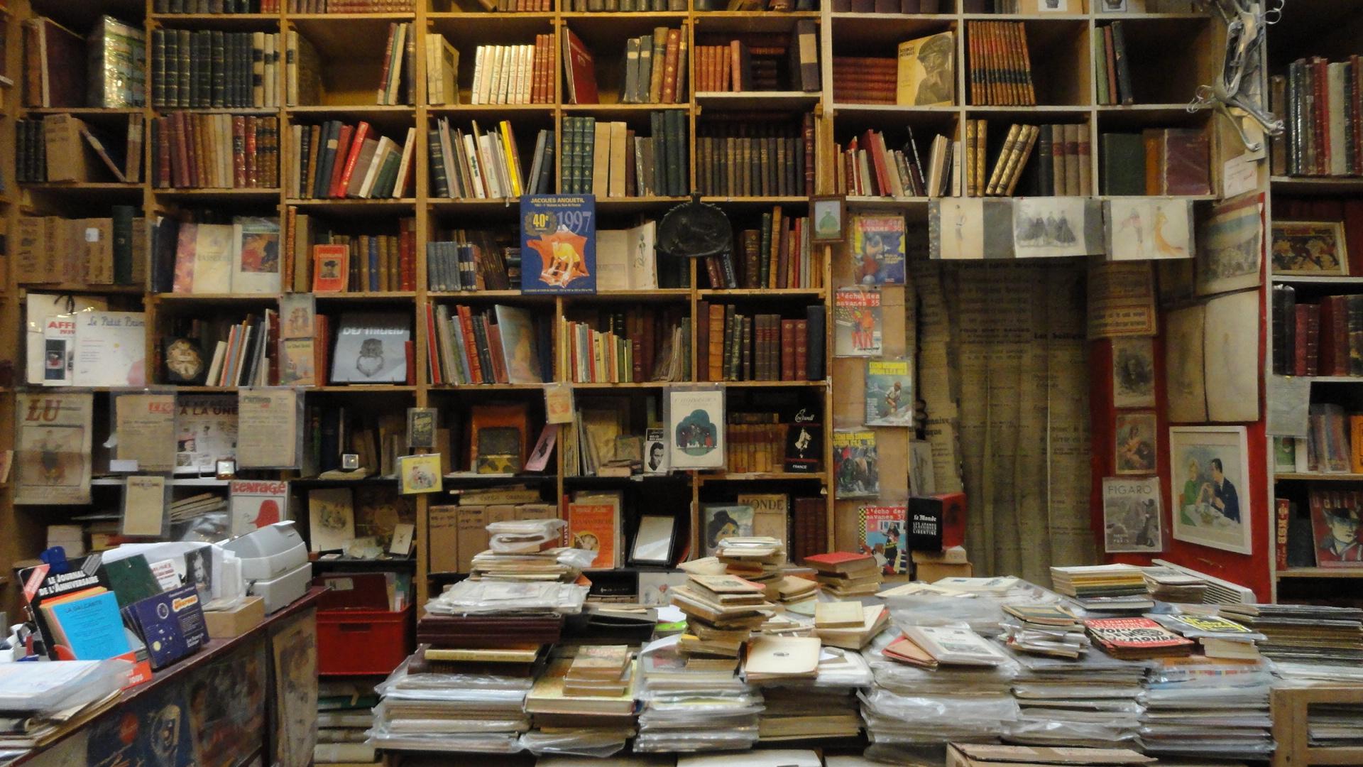 La Galcante - 52 rue de l'Arbre Sec, Paris 1er