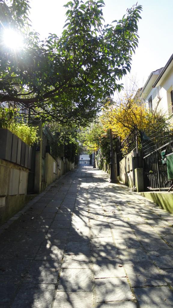 Quartier de la Mouzaïa, Paris 19e