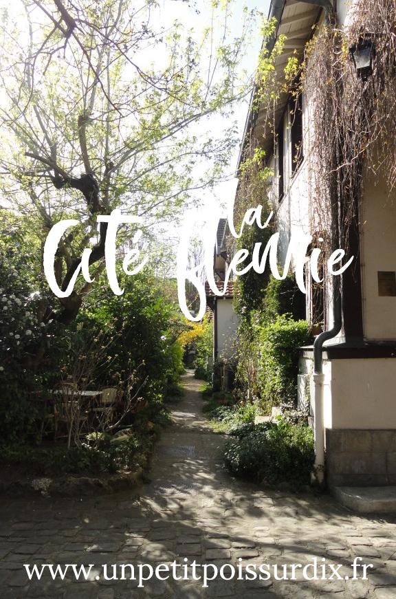 Cité Fleurie, Paris 13e