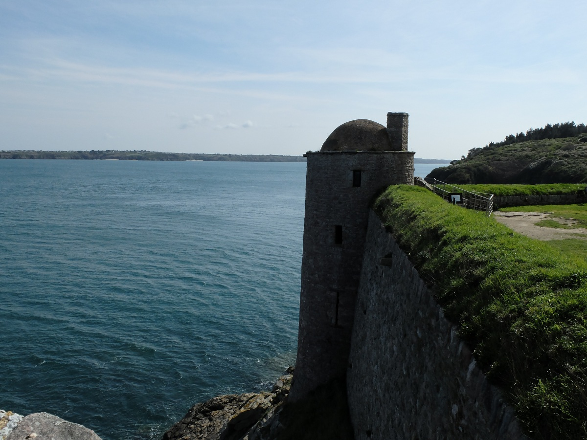 Weekend à Saint Malo - Fort La Latte
