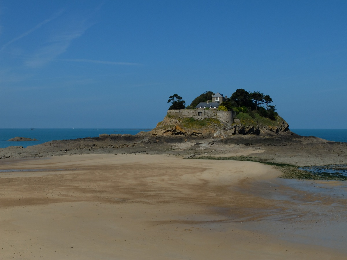 Weekend à Saint Malo - La côte