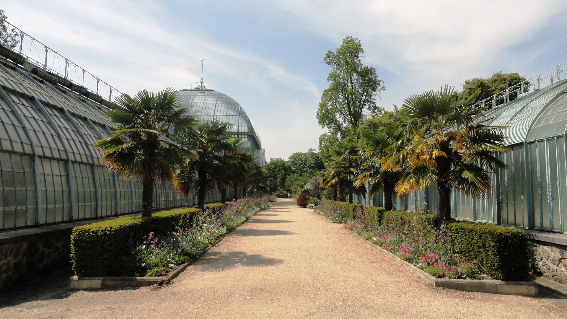 Jardin des Serres d'Auteuil, Paris 16e