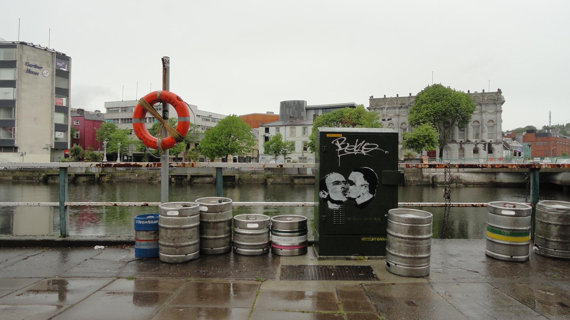 Centre ville de Cork