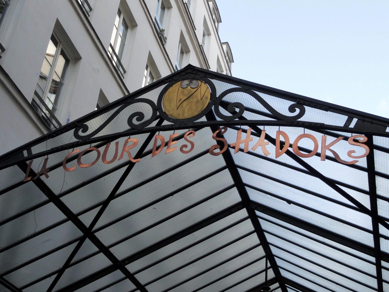 Balade dans le Faubourg Saint Antoine - Cour des Shadocks