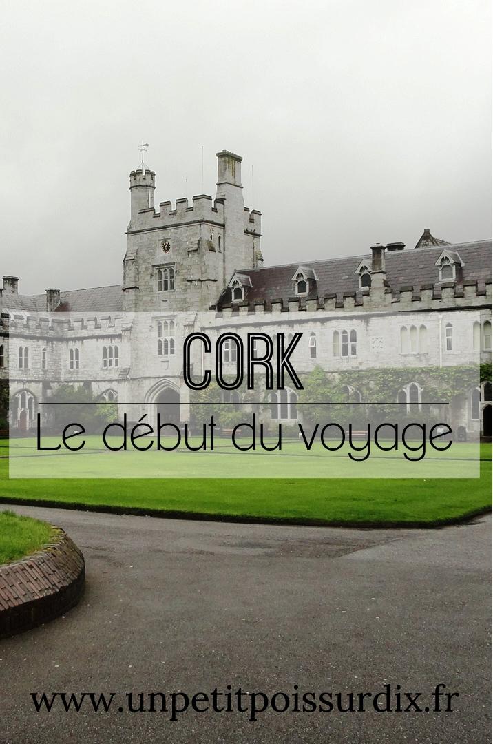A la découverte de l'Irlande - Cork
