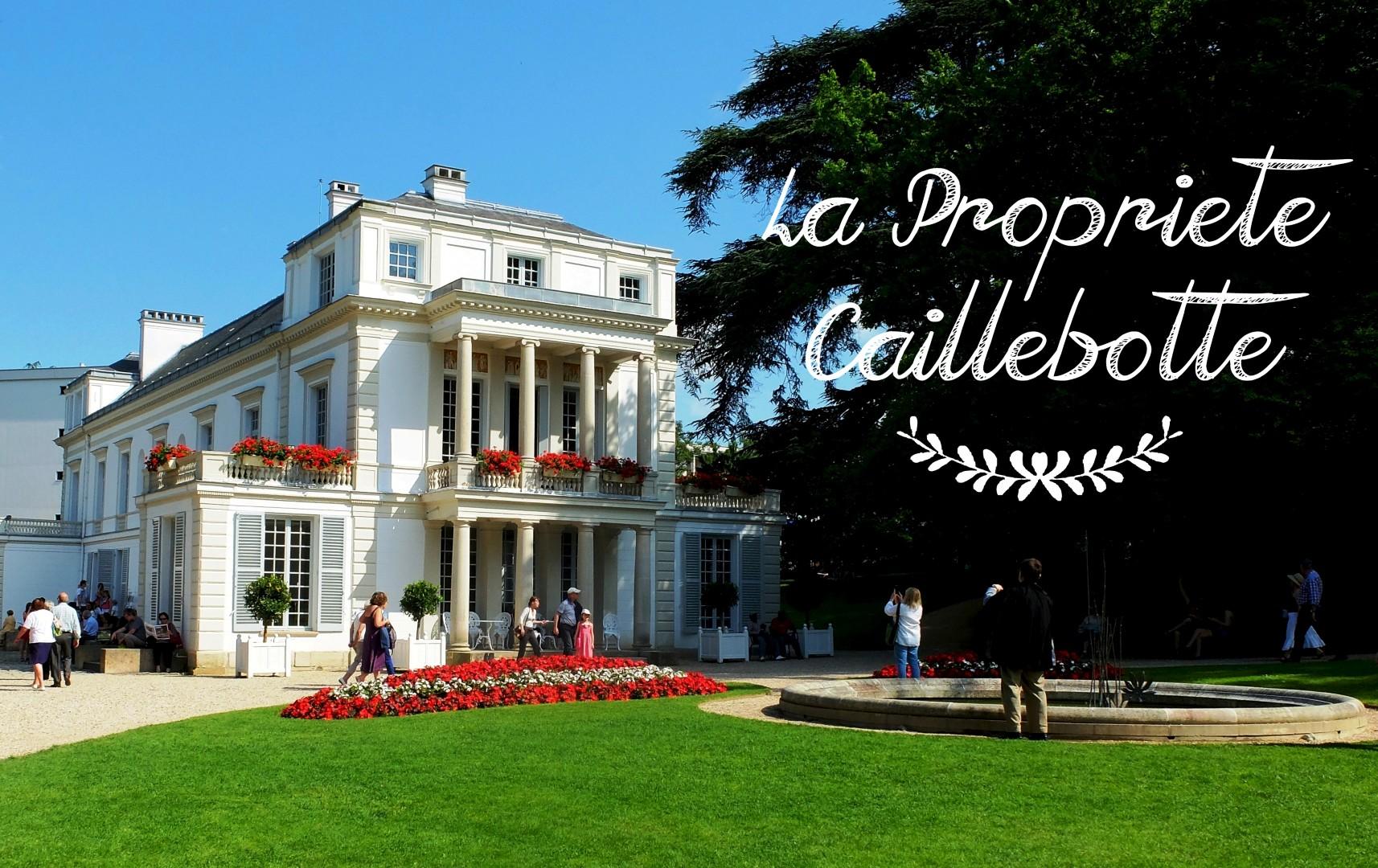 Propriété Caillebotte, Yerres