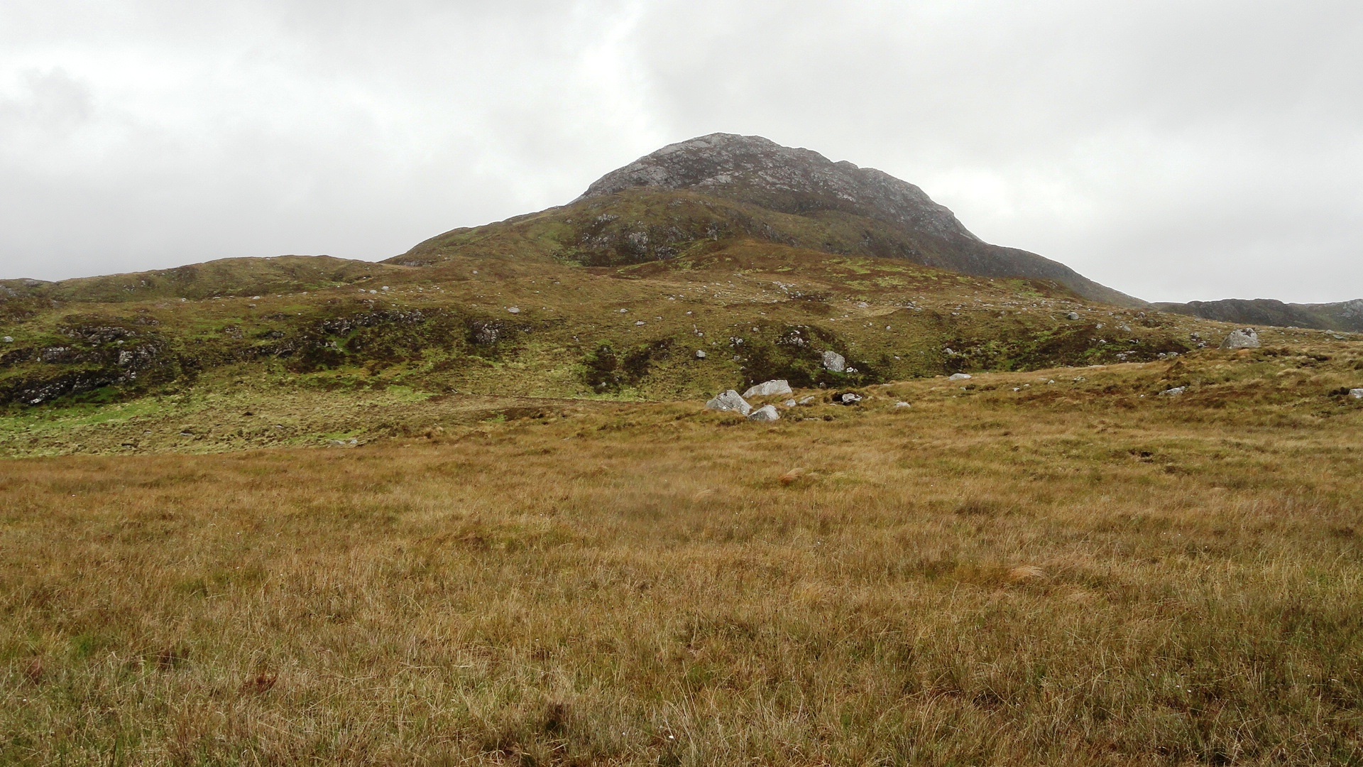 Parc National du Connemara - Diamond Hill