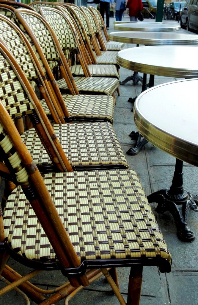 Lézarts de la Bièvre 2014 - Un verre en terrasse