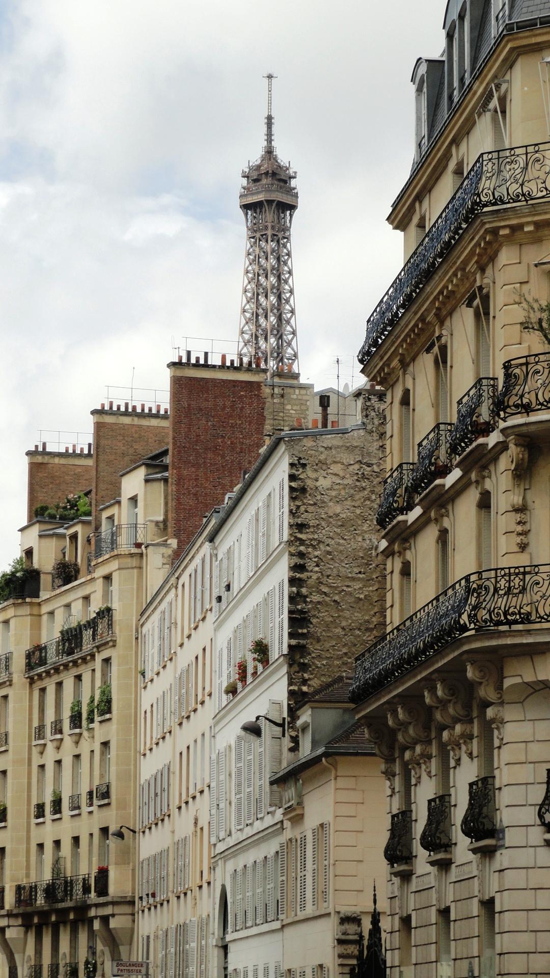 Rue de Grennelle - Tour Eiffel