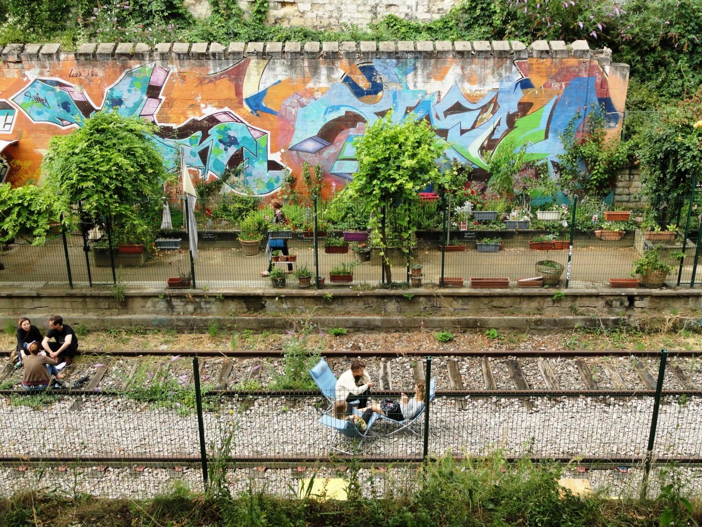 La REcyclerie et les Jardins du Ruisseau, Paris 18e