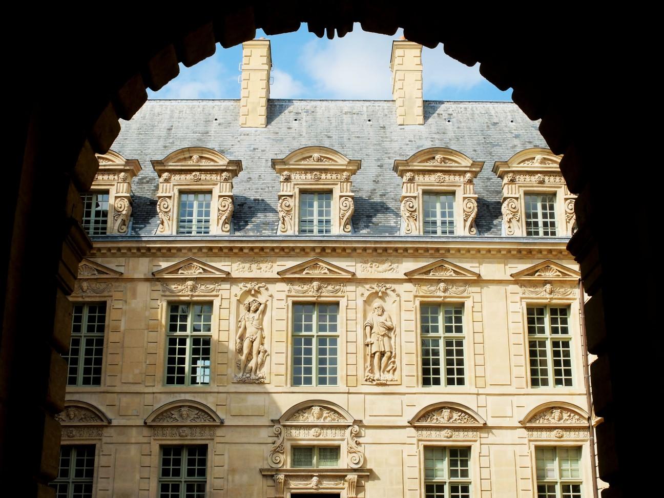 Balade dans le Marais - Hôtel de Sully