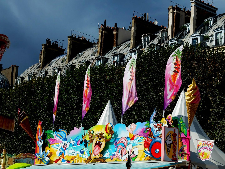 Fête Foraine des Tuileries