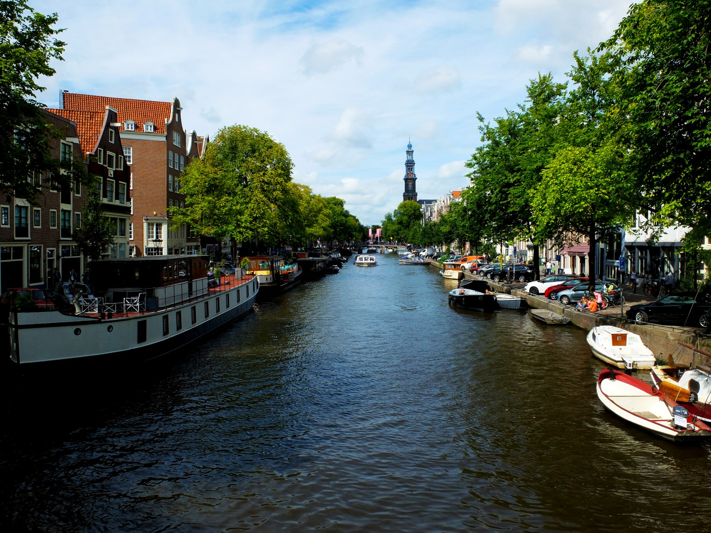 Amsterdam - Les canaux